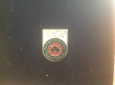 Pins*Panathinaikos Athen**Basketball**Emblem final four 1996