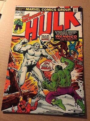 The Incredible Hulk #162