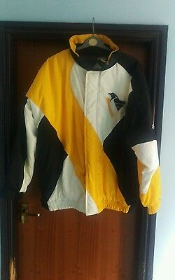 Pittsburgh penguins quilted coat.