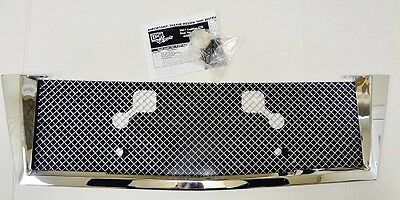 Cadillac CTS 2011 2012 2013! E&G 1007-0710-11 REAR TAG SURROUND  W/ MESH INSERT!