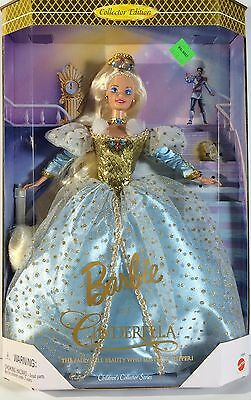1996 Cinderella Barbie Children's Collector Series NEW in Box Factory Sealed