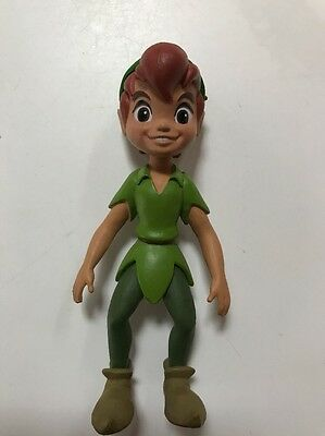 "DISNEY PETER PAN 4"" ACTION FIGURE PVC Cake Topper Toy"