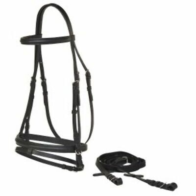 Landsborough Economy Eventing Bridle [Size: Full]