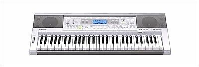 Casio CTK-810IN electronic piano style portable keyboard with stand