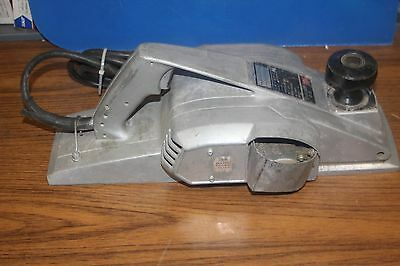 """Corded Electric 5"""" Planer"""