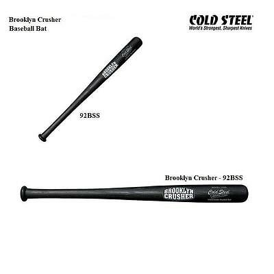 The Unbreakable Baseball Bat From Cold Steel - The Brooklyn Crusher