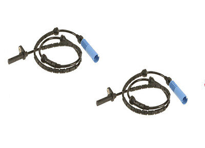 Set of 2 ABS Wheel Speed Sensor Front Left & Front Right for BMW E83 X3