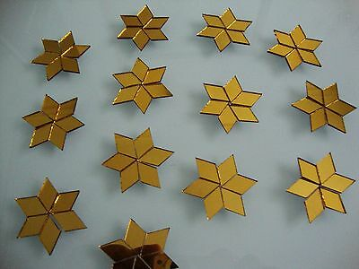 Shisha Glass Mirrors Diamond shapes for Embroidery, 1x2 cm 200 pcs