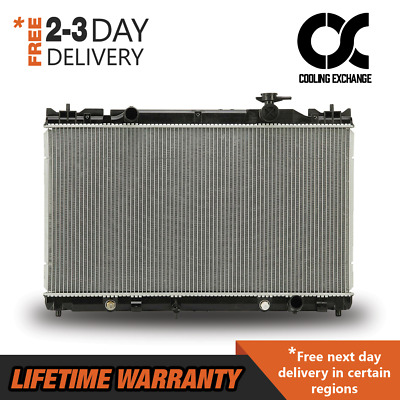 "Radiator For Toyota Camry 2002 - 2006 2.4 L4  (5/8"" Thick)"