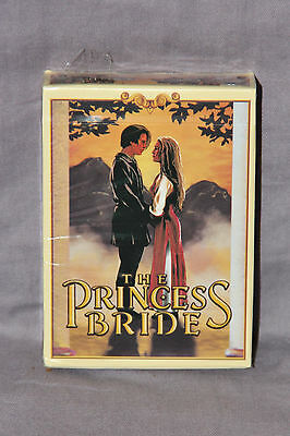 The Princess Bride Playing Cards NEW SEALED Albino Dragon Design