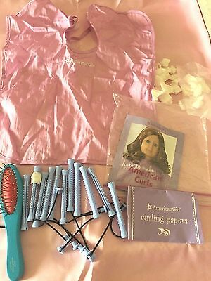 Original How To Make American Girl Girl Dolls Curls