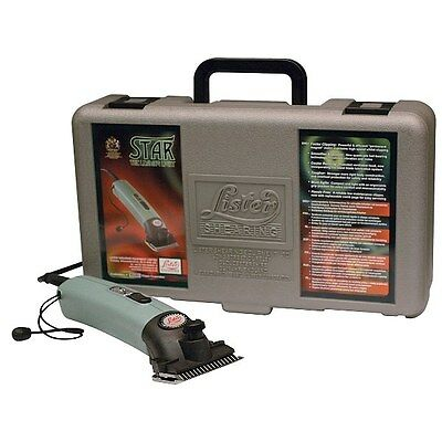 NEW Lister Star Grooming Clipper Kit - Large Body Clippers - Green