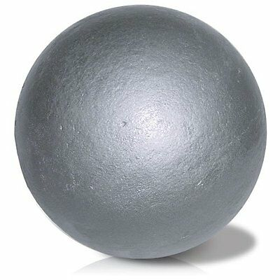 6 Lb Nelco Track & Field Shot Put Metal Ball For Sports Competition & Practice