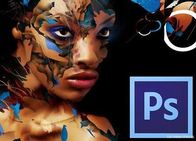 Adobe Photoshop CS6 GENUINE KEY & DOWNLOAD FOR 1 PC