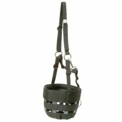 Equi-Prene Nylon Grazing Muzzle with Rubber [Size: Cob]