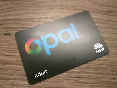 Opal Card mit 20 AUD Guthaben ** Sydney / New South Wales ** Bahn / Bus **