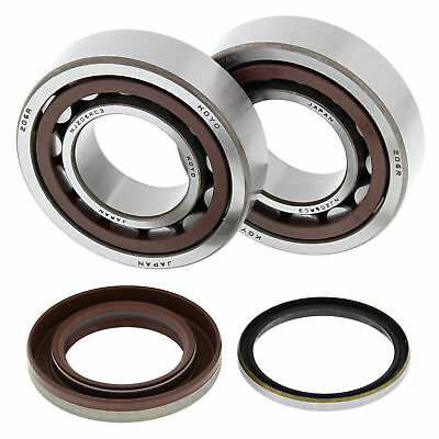 All Balls 24-1105 Crank Bearing and Seal Kit for KTM XC-FW 250 07-12