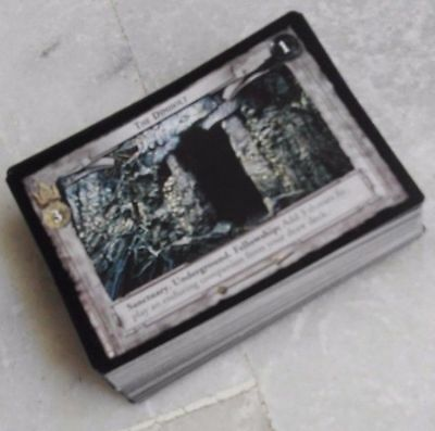 Lord of the Rings TCG 52 cards Siege of Gondor ΝΟ DUPLICATES cards trading cards