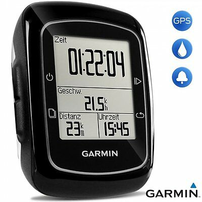 Garmin Edge 200 bicycle GPS Computer Trainer Easy-to-use NIB
