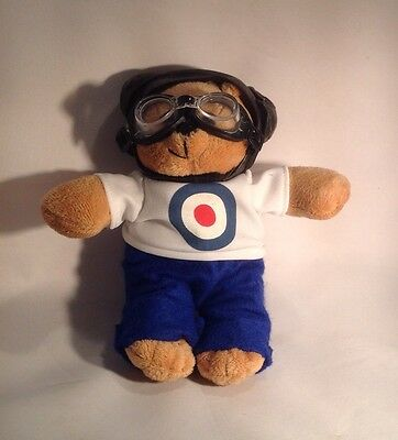 Royal Air Force Museum Teddy Bear.  MINT CONDITION