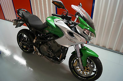 2009 Benelli 1130 Tre K Grey/green  7000M Fsh Mot Oct