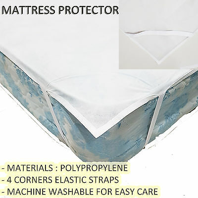 Single / Queen Mattress Protector Cover