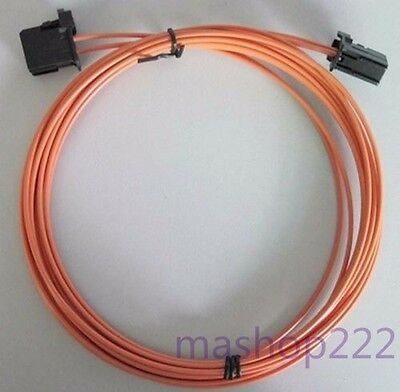 3M MOST Fiber Optic Optical Cable Male to Male Fit BMW Mercedes Audi Porsche