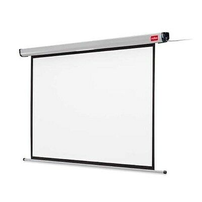 Nobo Plug and Play Electric Screen, projector screen, interactive screen
