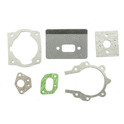 43cc 49cc GASKET SET Multi Tool Brush Hedge Cutter Strimmer Chain Saw 2 Stroke