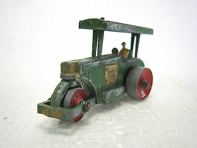 LESNEY Diecast DIESEL ROAD ROLLER #1 1953 No Box Good condition