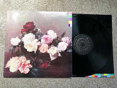 NEW ORDER Power Corruption And Lies LP Factory FACT 75 UK 1983