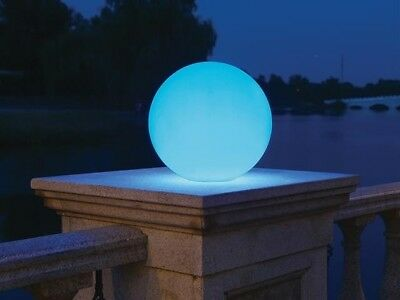 Yellowstone LED Colour Changing Sphere for Garden Decoration Indoor/Outdoor
