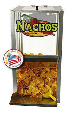 Nacho Display Warmer - 79 litre capacity Stainless Steel Warmer