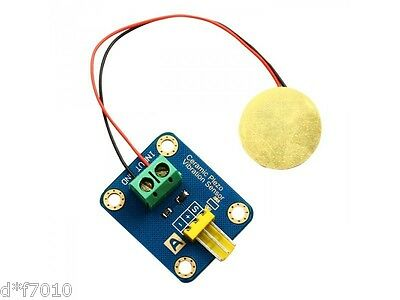 Arduino Simulated Piezoelectric Ceramic Vibration Sensor Vibration Sensor
