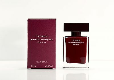 Narciso Rodriguez for her l`absolu Eau de Parfum  30ml NEU OVP
