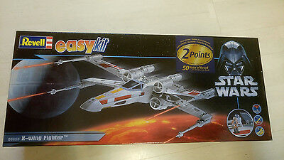 Revell easy kit, Art. Nr. 06656, X-wing Fighter, neu !