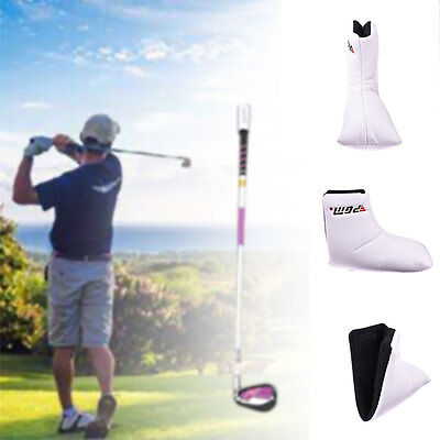 White PGM Golf Putter Cover Headcover Golf Putter Deiver Protectors Case Cover