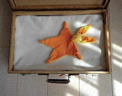 Memory Toy, Cuddle Cloth, Burp Cloth, Security Blanket, Softtier