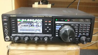 Used Yaesu FT-DX1200 HF/50Mhz  Transceiver With FFT-1