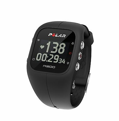 Polar A300 Activity Tracker Black Fitness tracker with Heart Rate Monitor