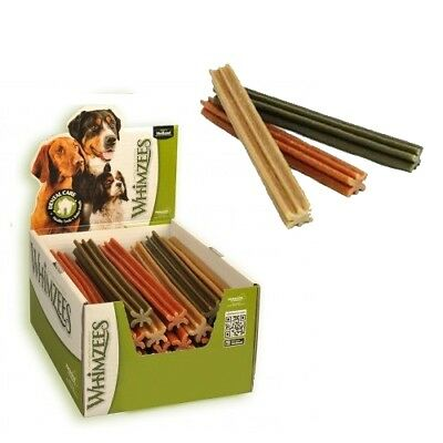 Whimzees Stix 180mm Large, 50pcs Vegetable Chew Dog treat gluten free