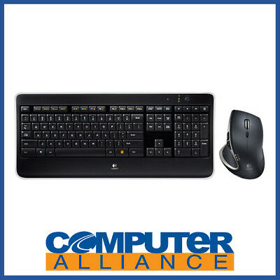 Logitech MX800 Wireless Performance Keyboard and Mouse PN 920-006244