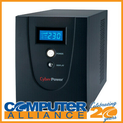 1500VA CyberPower Value1500ELCD Line Interactive UPS with LCD