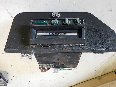 Blaupunkt 8 Track Player 9 404 230 018 Fitted In Jaguar E Type Glove Box Lid