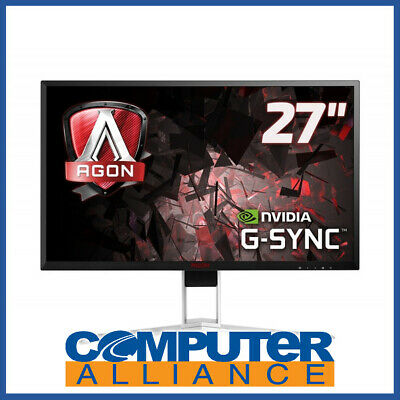 "27"" AOC AGON AG271QG AHVA QHD 165Hz G-SYNC Gaming Monitor with Speakers"