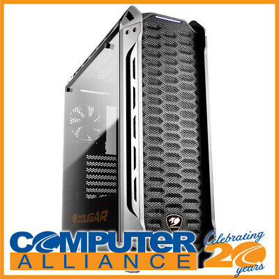 Cougar ATX Panzer Dual Tempered Glass Case (No PSU)