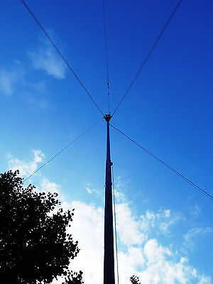 12m Tennamast Antenna mast and rotator cage. Around 3yrs old and bought from new