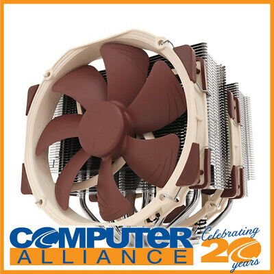 Noctua NH-D15 CPU Heatsink and Fan (includes AM4 Bracket)