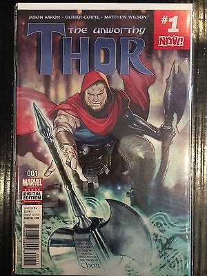 Unworthy Thor #1 NM- 1st Print Free UK P&P Marvel Comics