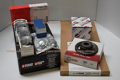 Buick 364 Master engine kit 1959 60 61 cam pistons gaskets bearings chain no cam